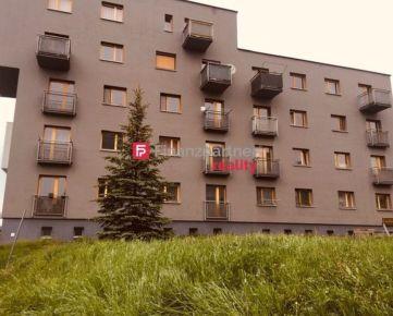 Apartmánová garzónka s balkónom ako 1-izbový byt 36m2 (F109-111-ANM)
