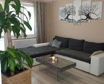 BOND REALITY – prenájom 1,5 izb. byt Riazanská ul., po rekonštrukcii, zariadený