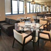 Reštauračné priestory 88m2, novostavba