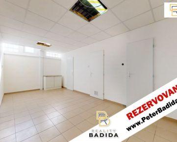***   REZERVOVANÉ   ***Novozrekonštruované priestory na Michalovskej ulici na Terase v Košiciach na prenájom