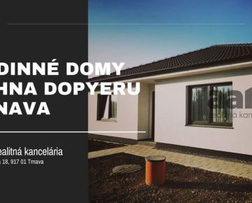 AARK: Samostatne stojaci rodinný dom, Johna Dopyeru, Trnava - REZERVOVANÉ