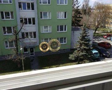 1 izb. byt na Mikoviního ul., čiast.rek., 38m2 + loggia, zariadený