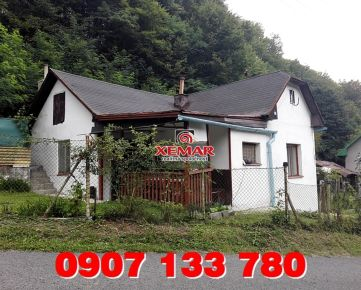 Predaj- rodinný dom pod horou- Dolná Bzová