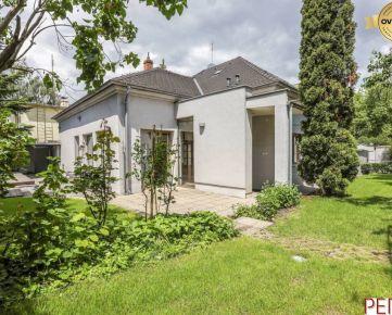 Rodinný dom v Slávičom údolí