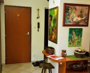 Veľký 5i byt s 2 kúpeľňami na Fončorde