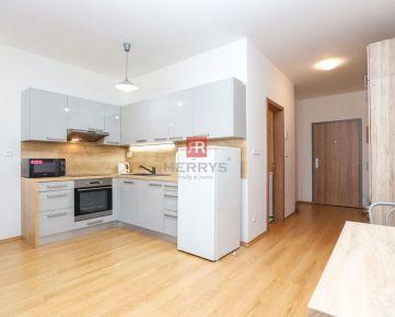 HERRYS - Na prenájom zariadený 1 izbový byt s lodžiou a parkovacím státím v novostavbe NUPPU