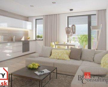 2 izbový byt Nitra na predaj, s výhľadom v novostavbe