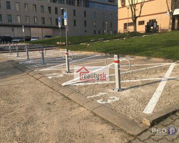 Parkovanie pri Národnej banke Slovenska