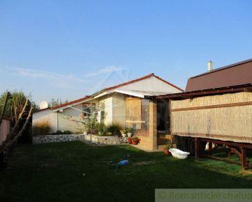 Prijemný rodinný dom so saunou na predaj v prírodnej časti Gabčíkova