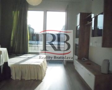 Na prenájom 1i byt na ulici Zuzany Chalupovej, BAV