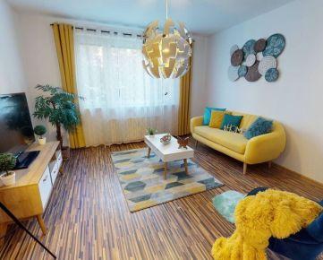 Vzácny 1-izb. byt 39m2 + 50m2 predzáhradka