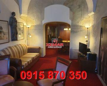 Na prenájom 2 izbový apartmán v priamom centre mesta Banská Bystrica