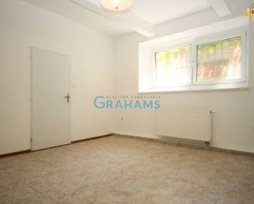 GRAHAMS-PREDAJ, 1-izb. nebytový priestor, Špitálska, Staré Mesto