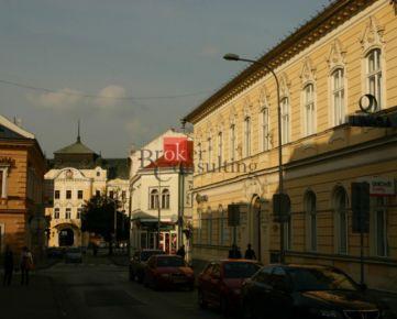 3 izbový byt Nitra na prenájom, centrum