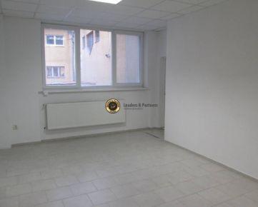 Obchodno-administratívny priestor na prenájom v Trnave na Hospodárskej