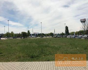 Stavebný pozemok na komerčnú výstavbu  690 m2  Budatínska ul.   ***  SCHVÁLENÉ V ÚZEMNOM PLÁNE  ***