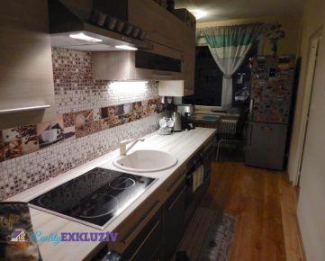 Na predaj 2 izbový byt v Harmanci po rekonštrukcii