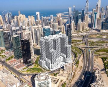 Dubai, APARTMANY