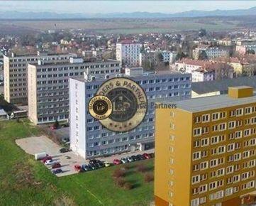 ZĽAVA 1, 5 izbový byt Košice - Šaca, Učňovská, novostavba, zariadený