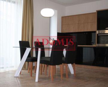 ADOMIS - prenájom FOR RENT 3-izbový luxusný byt v centre - Košice.