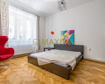 Veľký 2- izbový byt na ulici Rastislavova