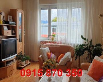 Na predaj 4 izb byt v Banskej Bystrici