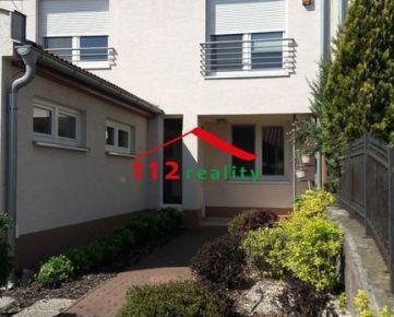 Na prenájom novostavba 5 izbový  rodinný dom so záhradkou, krbom, saunou, garážou a súkromím, Devínska Nová Ves