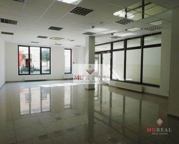 Na prenájom 105,28 m² priestor vhodný na skrášľovaci a relaxačný salón v centre Trnavy