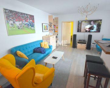 Pekný 2i byt, novostavba, LOGGIA, PARKING, RETRO, Nevädzová ulica