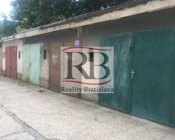 Na predaj garáž na Kukučínovej ulici v Novom Meste