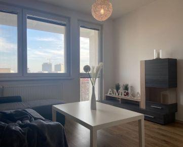 AMEXA REAL » 2 izbový byt na PRENÁJOM na Košickej ulici