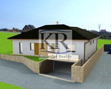 Novostavba 4izb. Rodinného domu 225m2 na 500m2 pozemku v Nitre na predaj