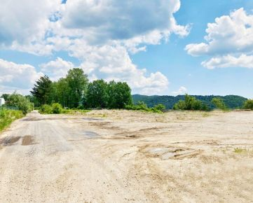 ZNÍŽENÁ CENA: Priemyselný pozemok v Banskej Bystrici