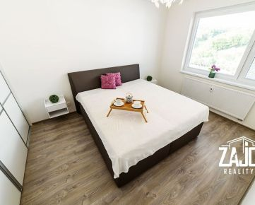 NA PRENÁJOM | 2 izbový byt  58 m2 s garážovým stáním Trenčín – JUH I