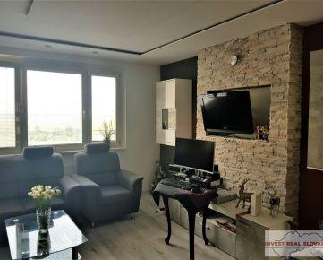 Ponúkame na predaj 4-izbový byt v Petržalke, výmera 84m2, 6/8 poschodie, loggia