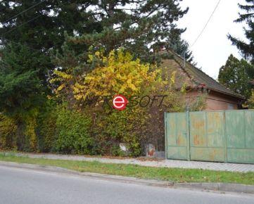Na predaj   stavebný  pozemok o výmere 912m2, šírka 16,70m