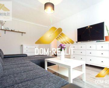 Obhliadky robíme...DOM-REALÍT a veľký  3-izbový byt na Schurmannovej ulici v Nitre