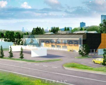 Areté real, Predaj priemyselného pozemku v Bratislave, časť Vajnory