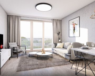 3 izbový byt (B4) v projekte NOVANTA PETRŽALKA