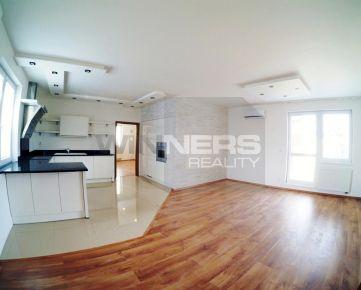 Nadštandardný 4 – izbový byt s terasou o výmere 125 m2