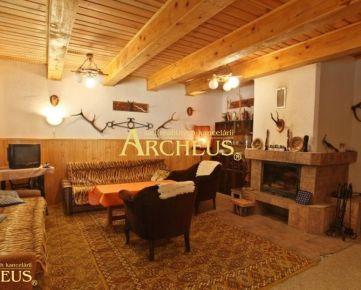 Rekreačná chata, Domaša - Holčíkovce, vhodná aj celoročné bývanie