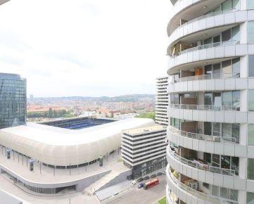 HERRYS - Na prenájom 4izbový priestranný byt v novostavbe  III Veže s veľkou lodžiou a 2 parkovacím miestom