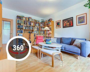 AXIS REAL:: 3-izbový byt, LODŽIA, ZAČIATOK BA IV. Dúbravka, Ľuda Zúbka
