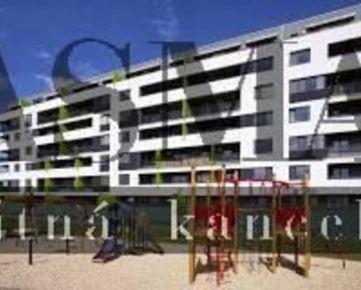 CASMAR RK - prenájom 3 izb.byt 77m2 s terasou 8m2 v Arboria, Veterná