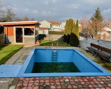 Útulný 4-izbový rodinný dom s bazénom - Šamorín ( časť Mliečno )