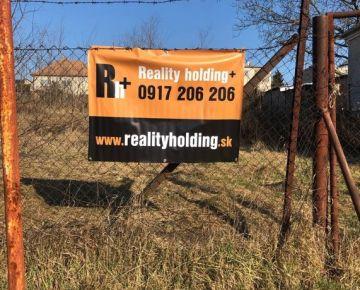 Na predaj Dulovce pozemok pre bývanie - TOP ponuka