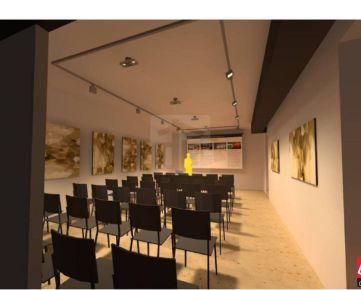 Direct Real - Prenájom klubového priestoru v centre mesta vhodného na divadlo, kino, galériu..
