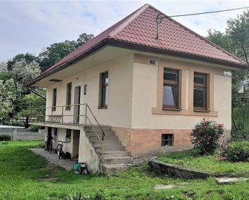 Rodinný dom s pozemkom Vyšné Opátske, Košice IV