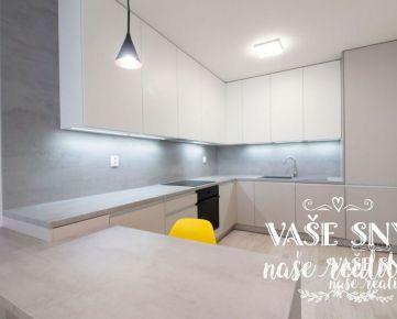 Nadštandardný 2 izbový byt s loggiou v novostavbe + parkovacie miesto na prenájom, Trenčín, ul. Liptovská