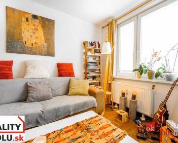 REZERVOVANÉ: 2 izbový byt, predaj, Galaktická, Nad Jazerom, Košice